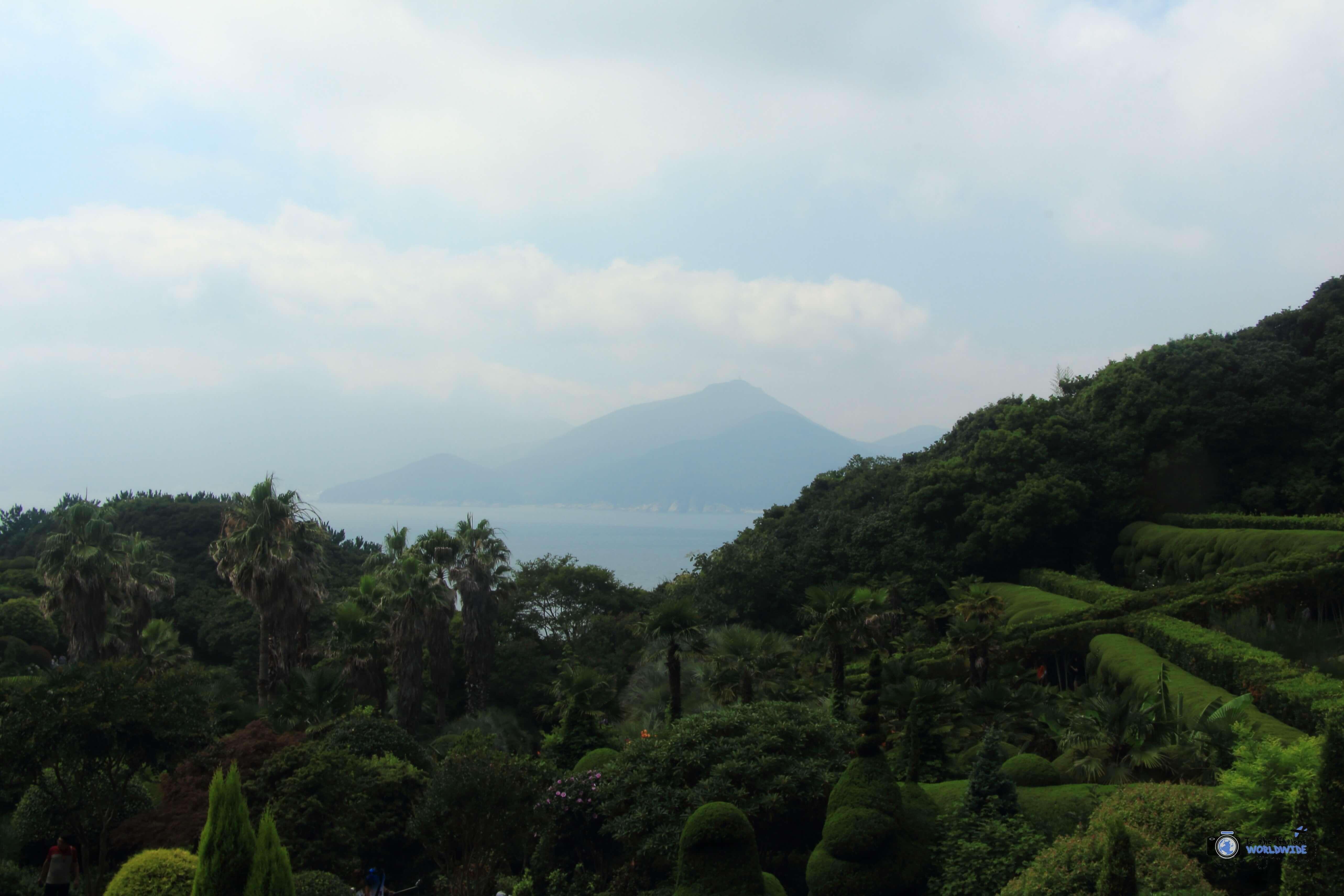 Oedo Botanical Garden, Geoje Island, South Korea