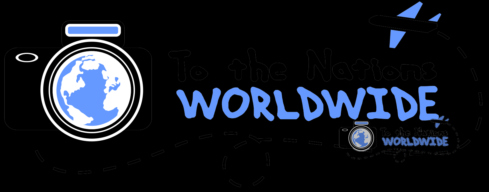 To the Nations Worldwide Travel Logo