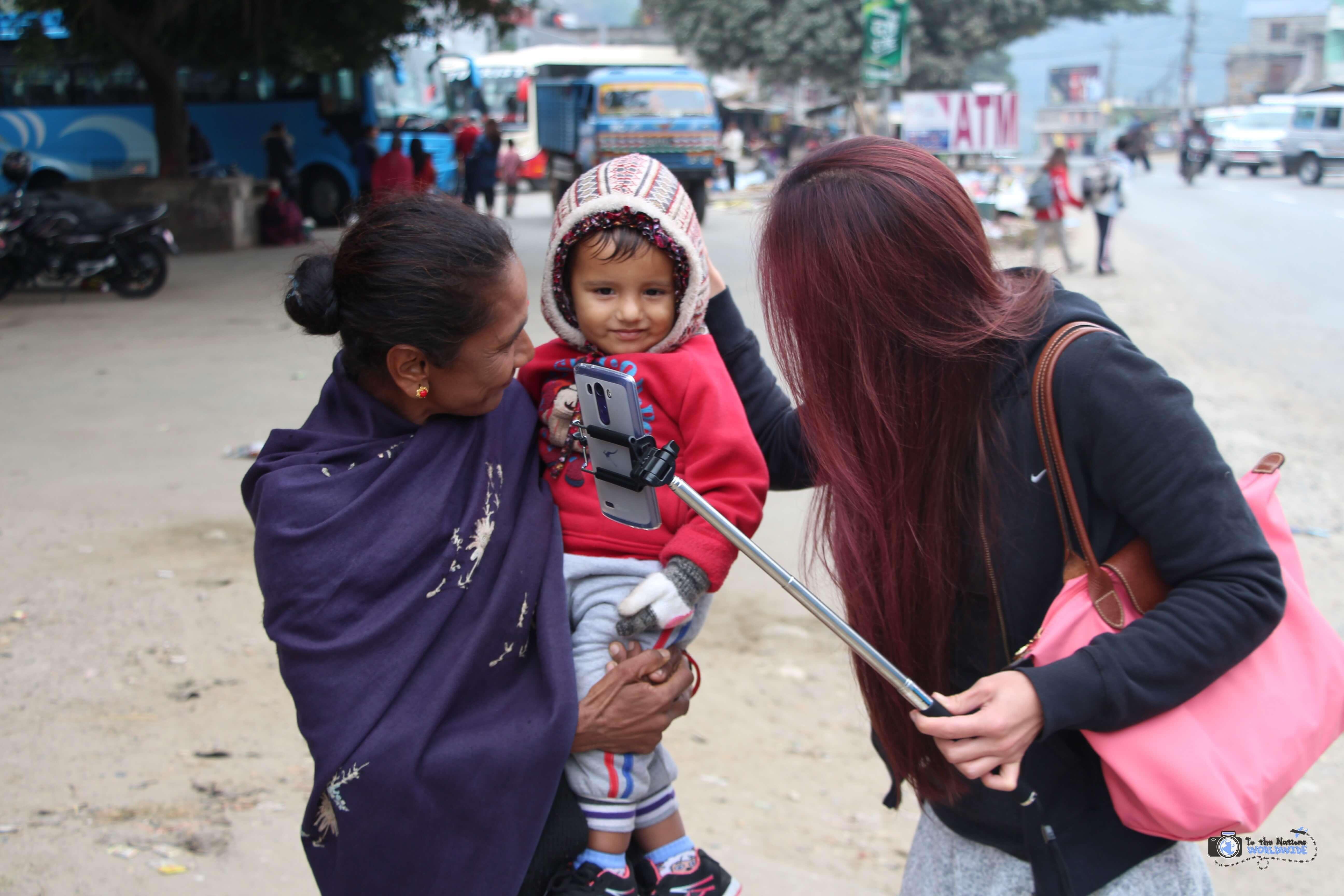 Kathmandu to Pokhara: Seven Hour Bus Ride