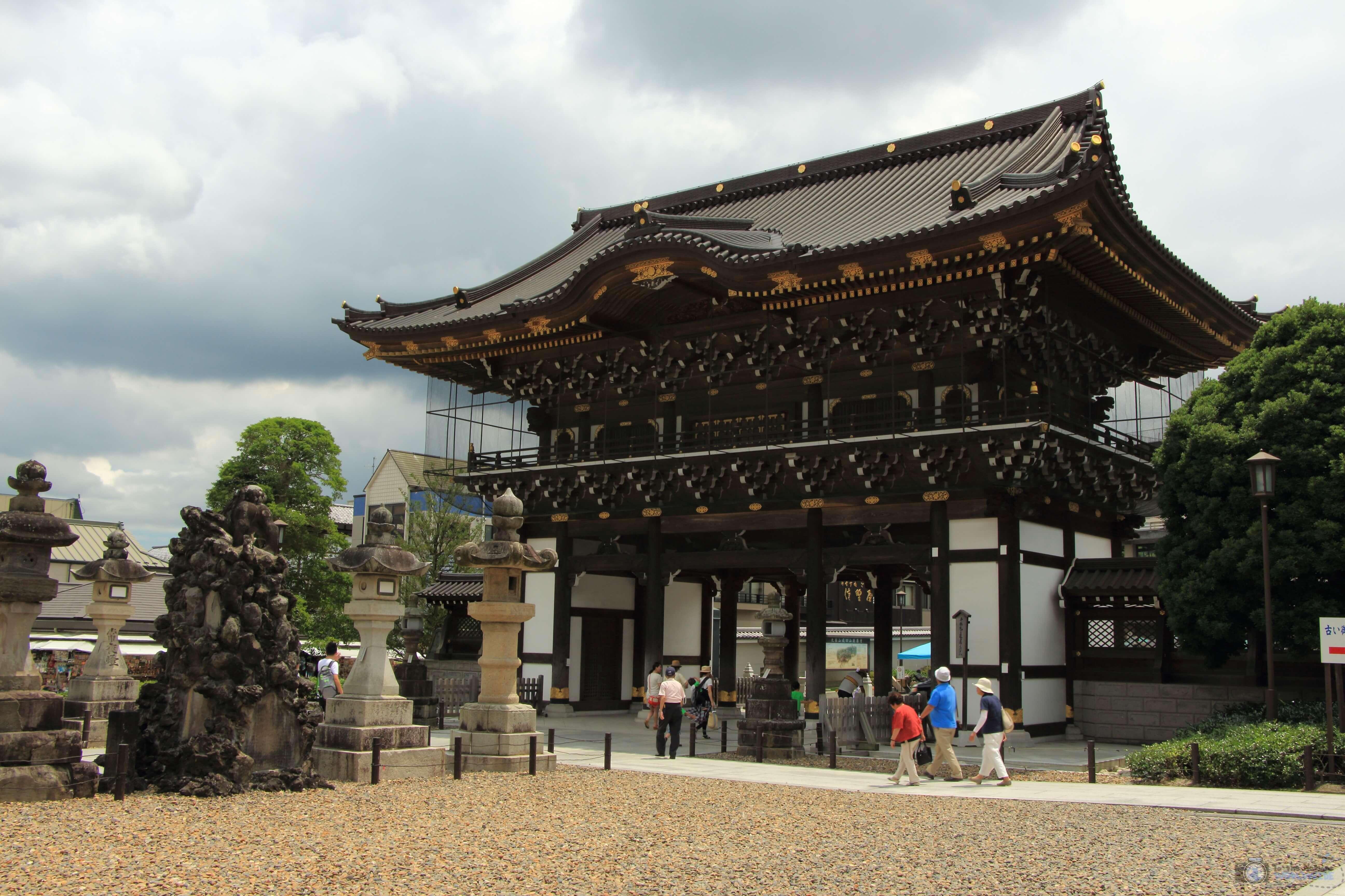 Naritasan Shinshoji Temple in Narita, Japan