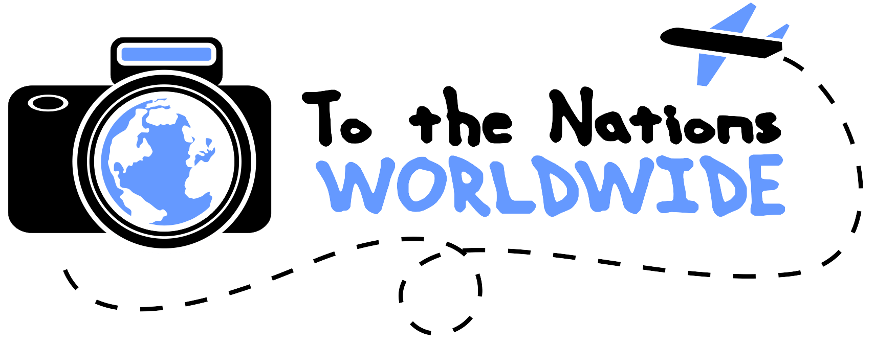 To the Nations Worldwide transparent logo