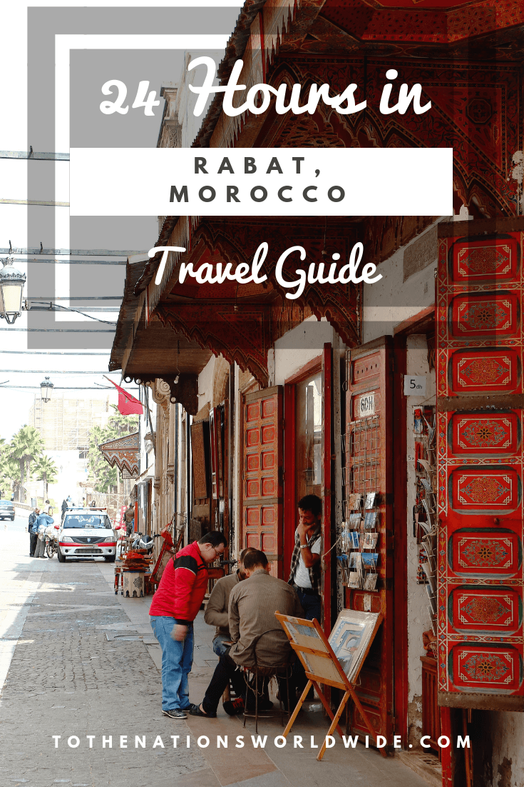 Things to Do in Rabat, Morocco in One Day