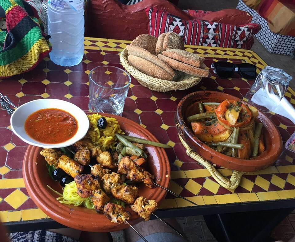Dar Naji Rabat, Morocco