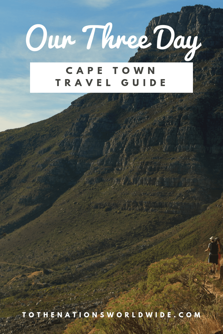 3 Days in Cape Town, South Africa Itinerary