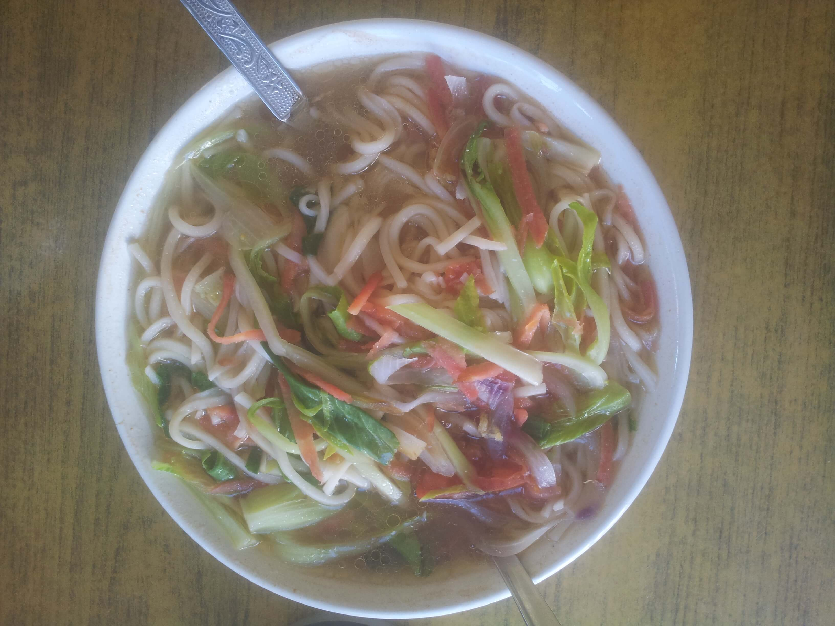Thukpa best nepali food menu