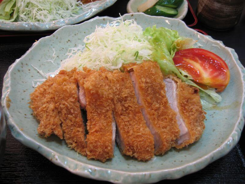 Tonkatsu Seoul South Korea food tour