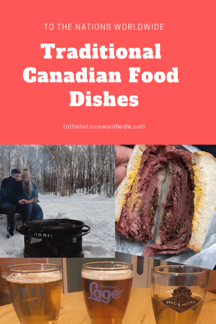 Traditional Canadian Food Dishes