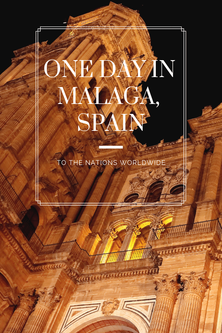One Day in Málaga, Spain