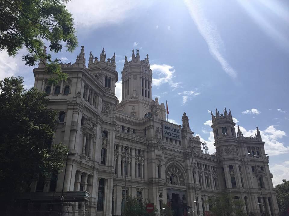 Palace, Madrid, Spain