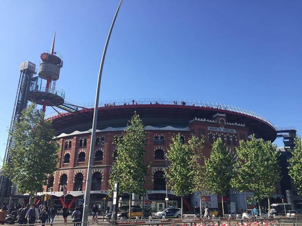 Arenas de Barcelona, Barcelona, Spain