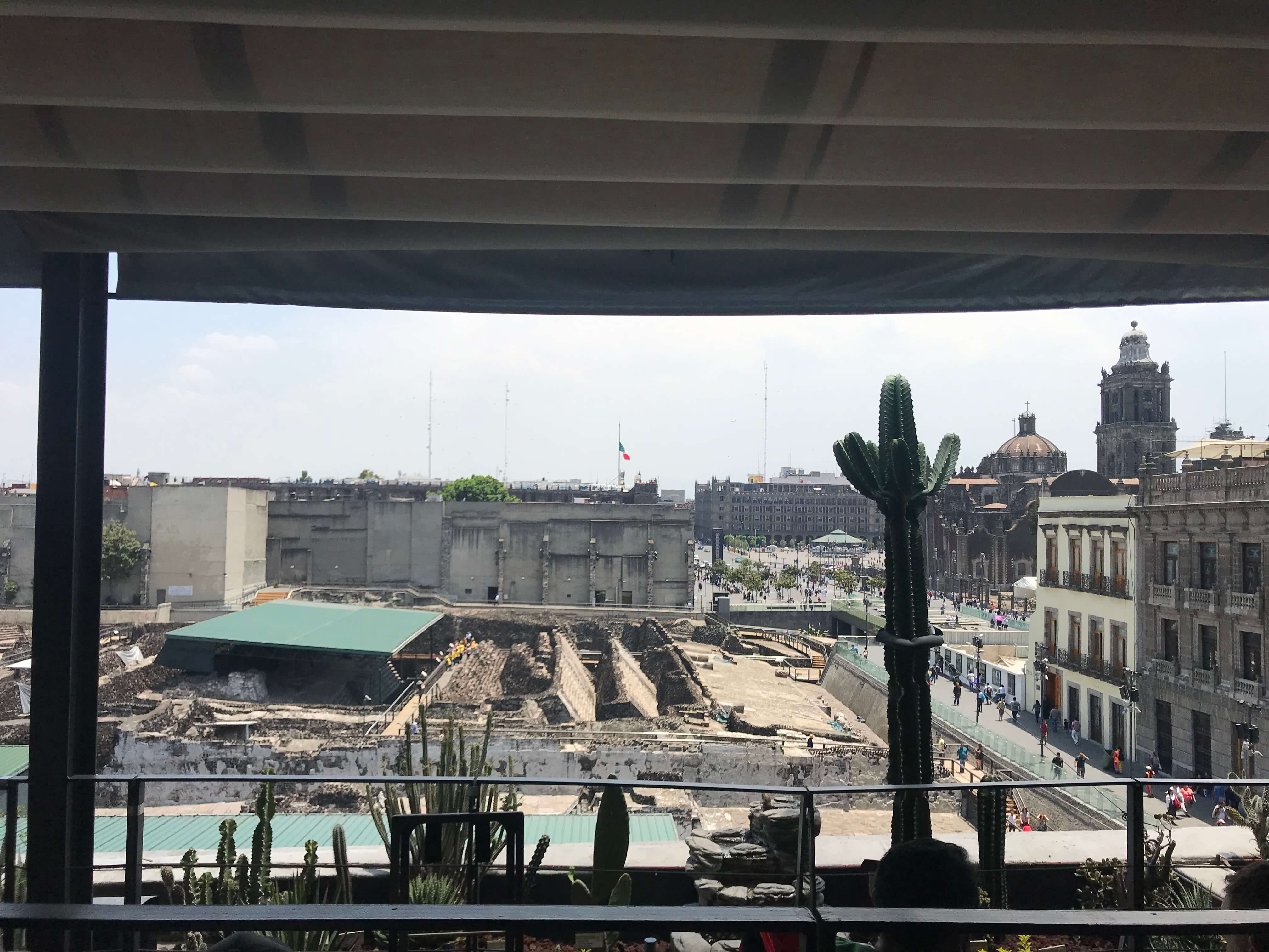 Templo Mayor, Diego Rivera Mural Museum One Day in Mexico City Historic Center Walking Tour