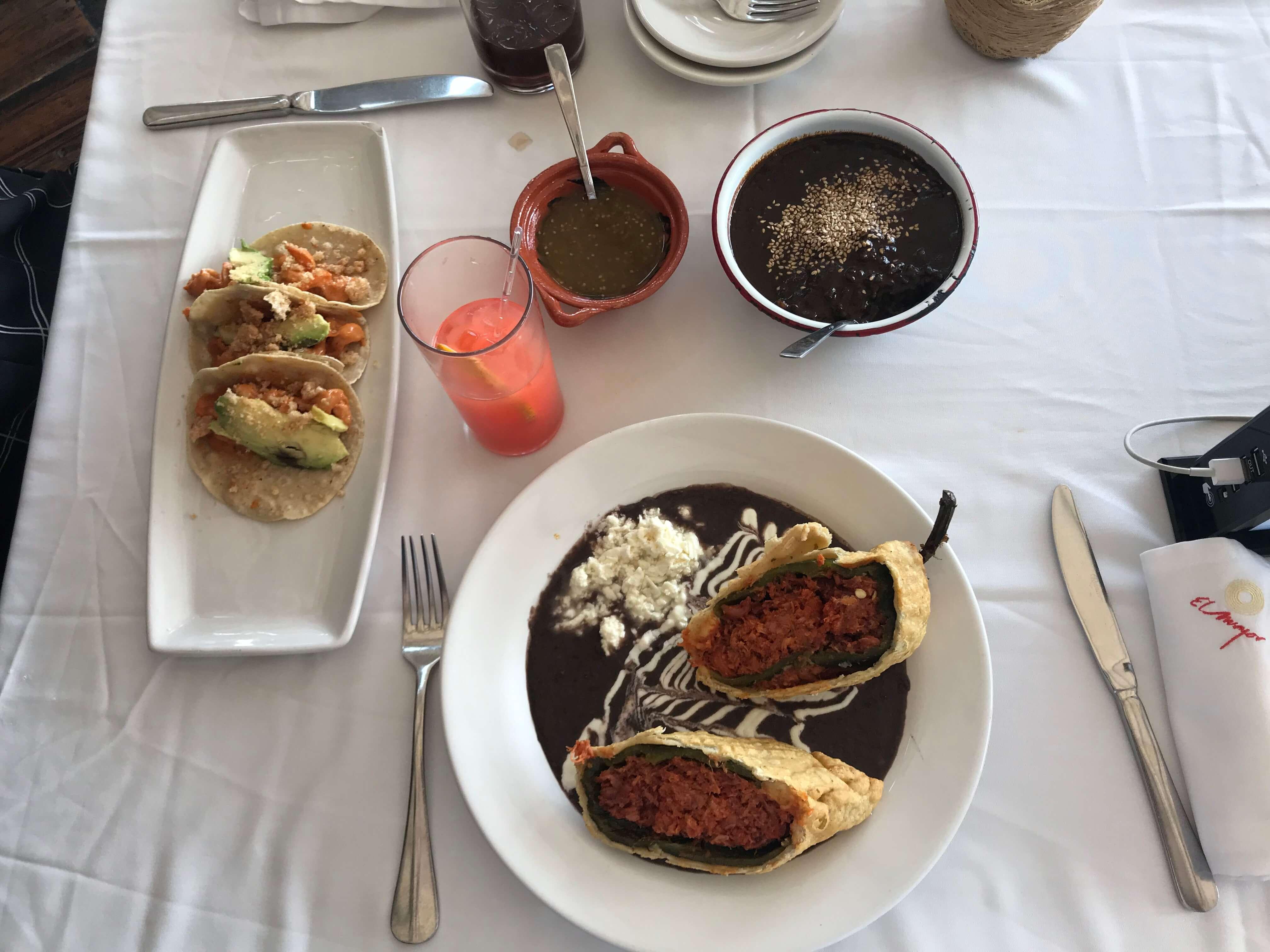 El Mayor Restaurant, Mexico City