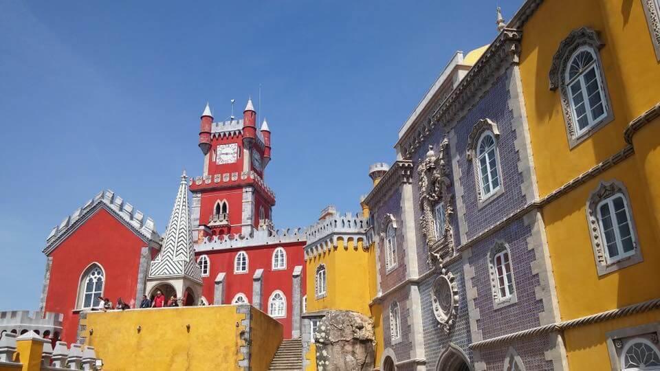 Pena Palace, Sintra, Lisbon