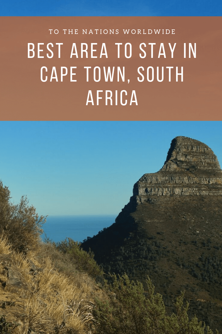 Best Area to Stay in Cape Town, South Africa