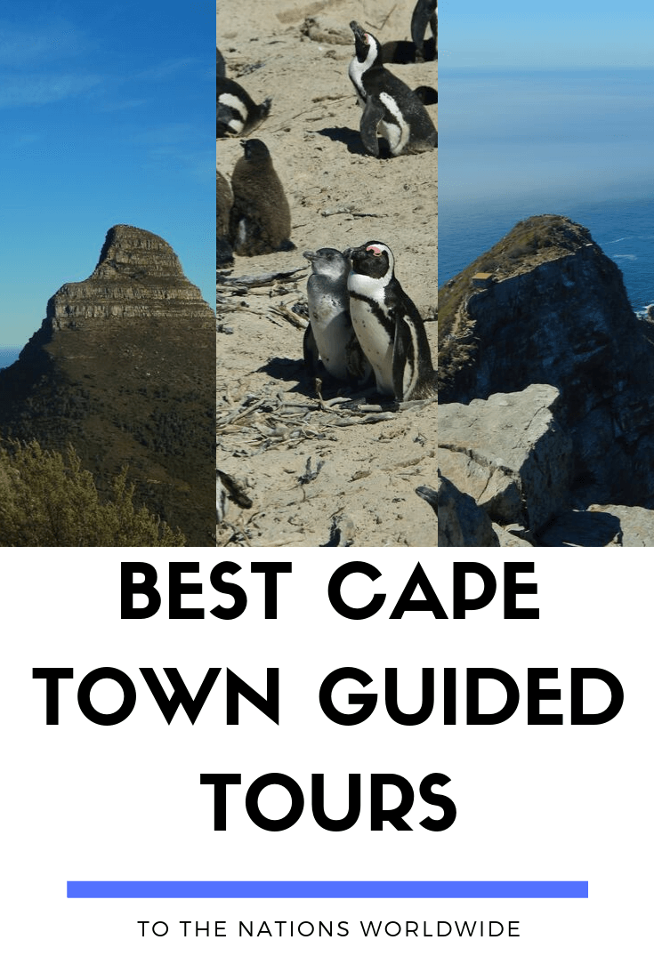 Best Cape Town Guided Tours