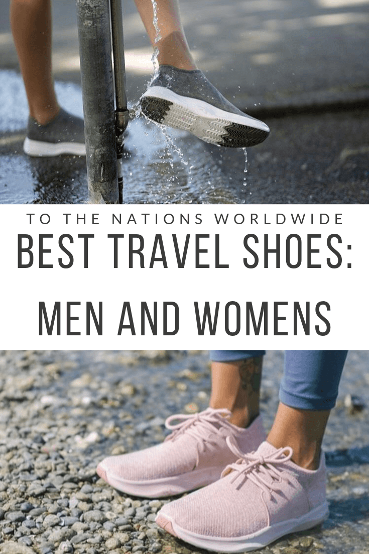 Best Travel Shoes: Men and Womens