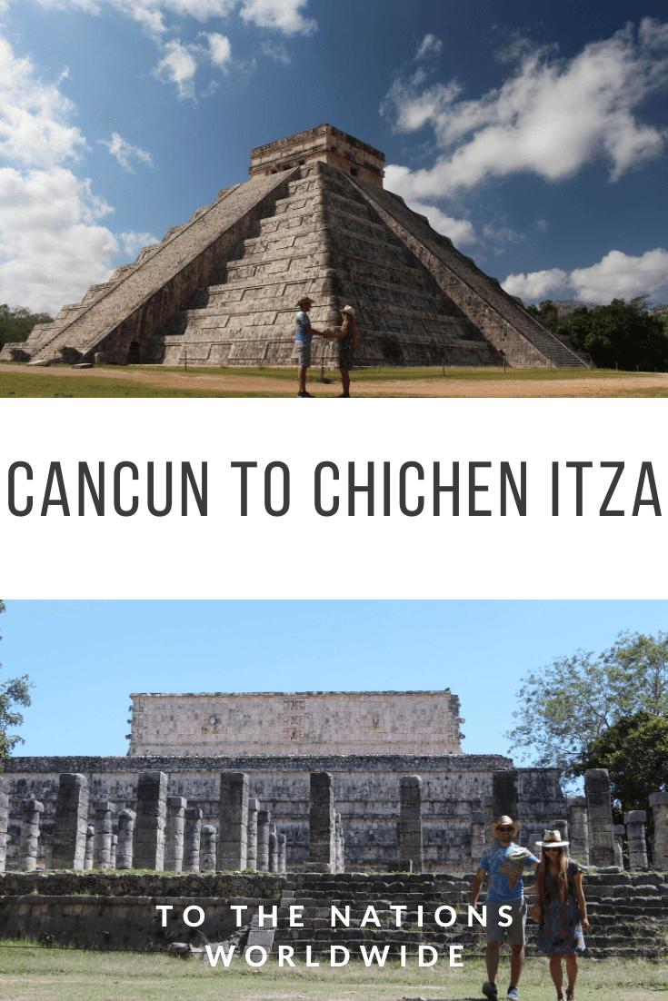 Cancun to Chichen Itza: Is Chichen Itza Worth It
