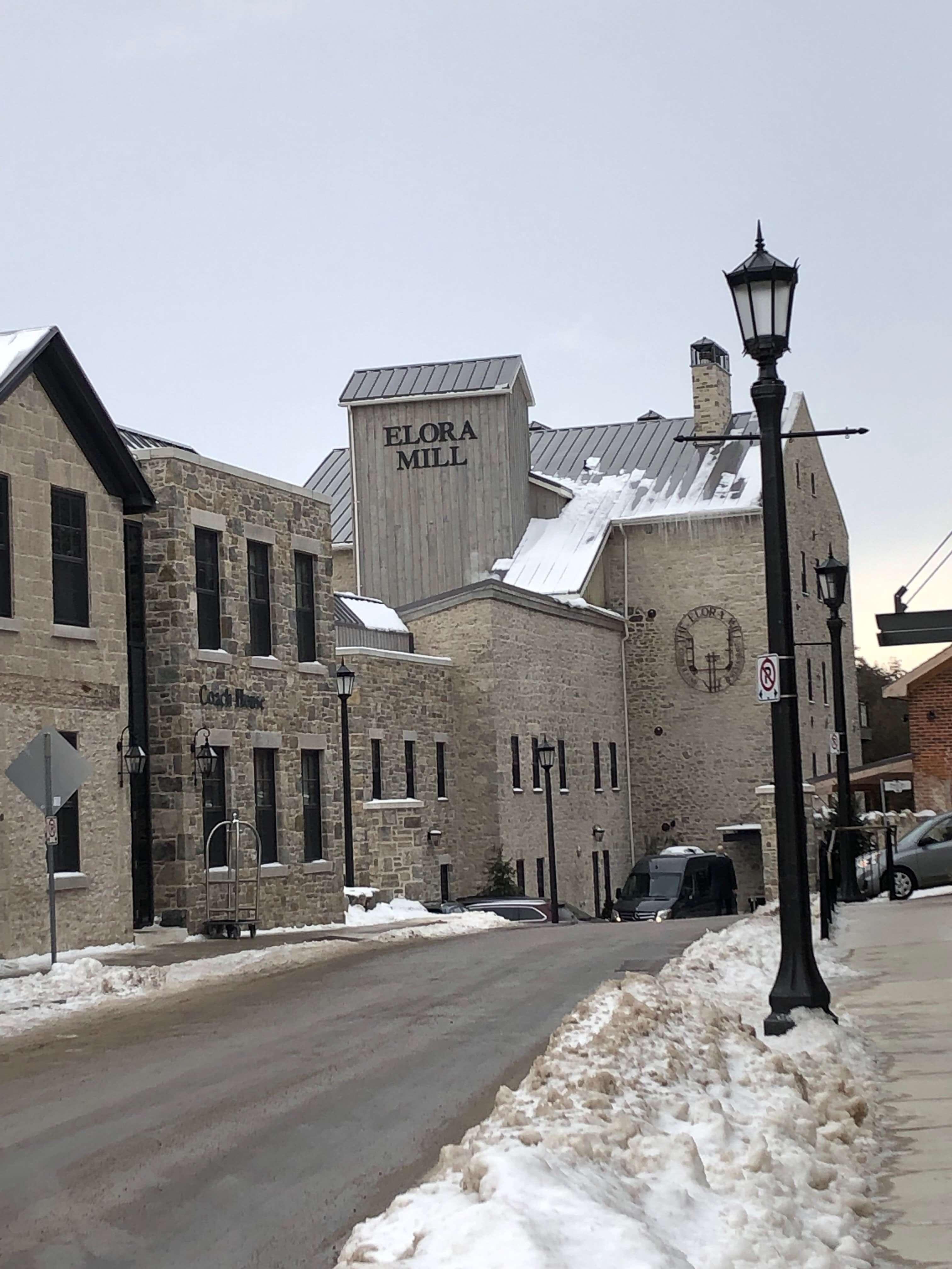 Elora Mill, Elora, Ontario