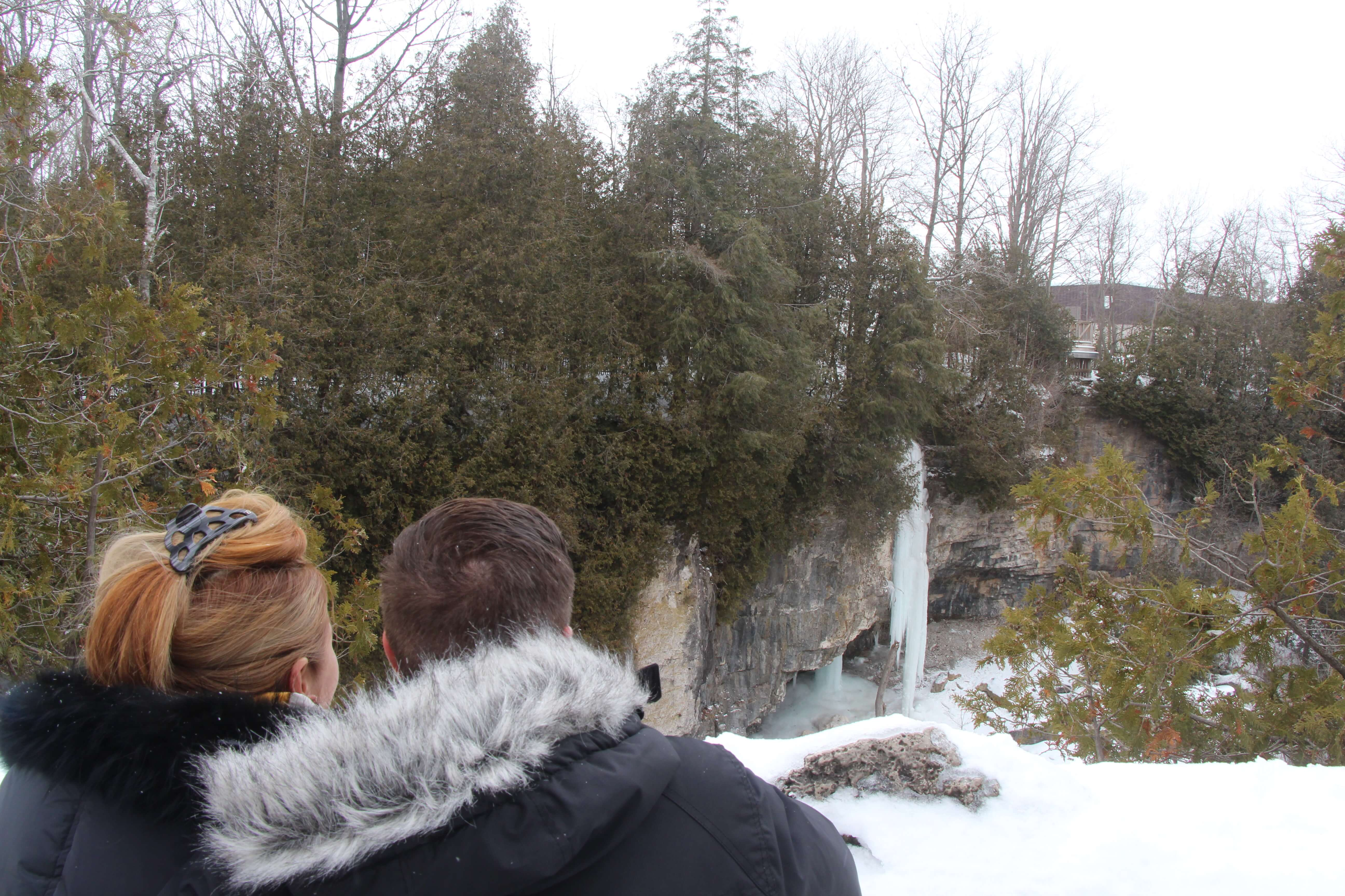 Tooth of Time, Elora, Ontario