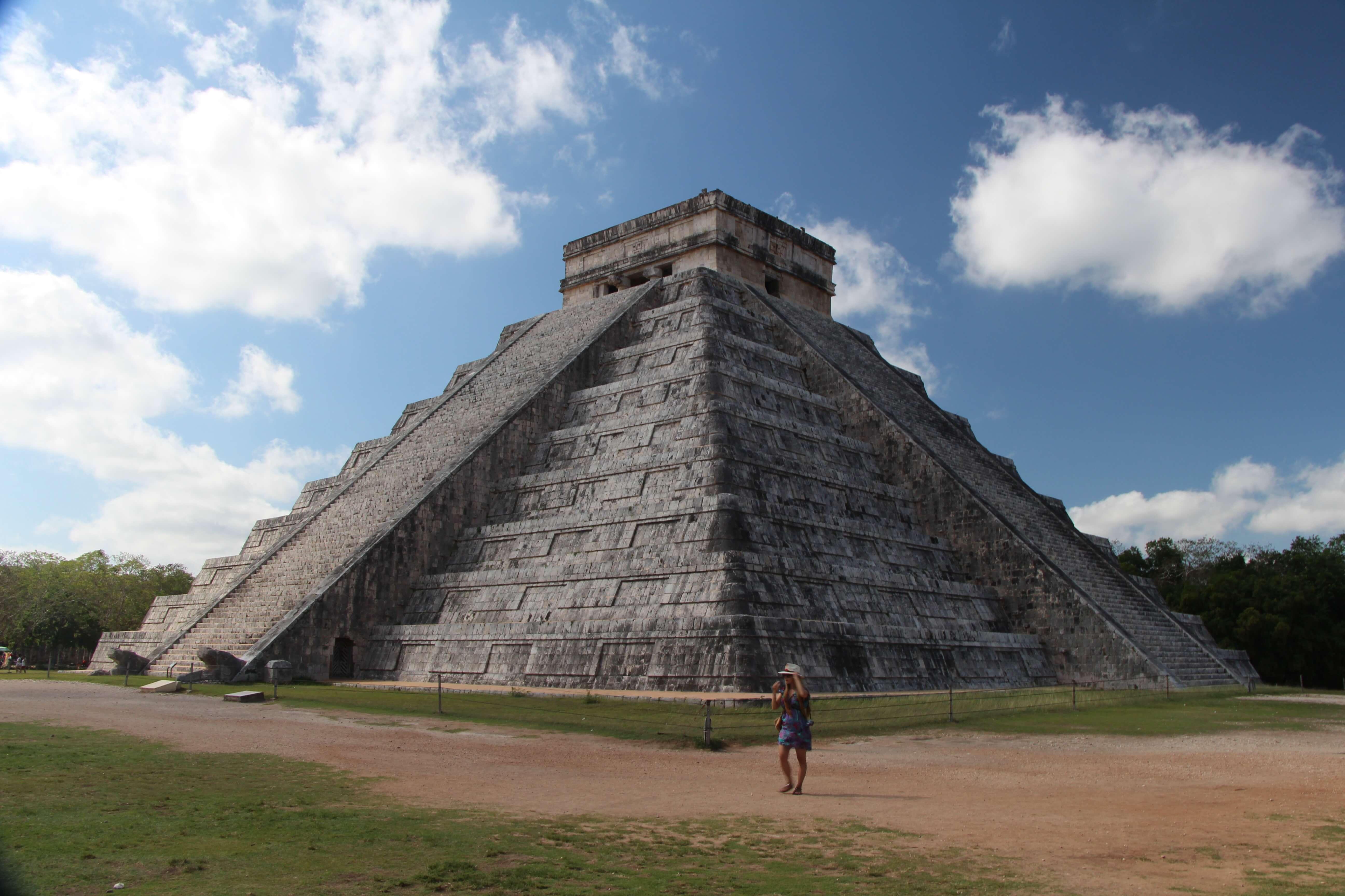 Cancun to Chichen Itza