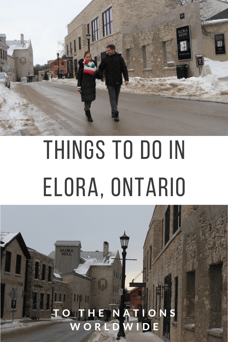 Best Things to Do in Elora, Ontario: Perfect Day Trip Itinerary