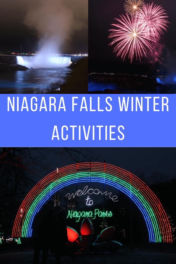 Things to Do in Niagara Falls in Winter (1)