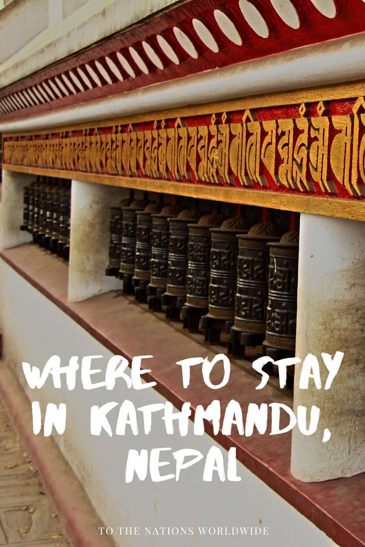 Where to Stay in Kathmandu, Nepal